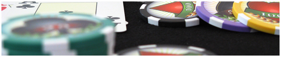 Custom Poker Chips Header: Hinweise zu den Optionen